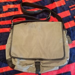 Coach Crossbody Laptop/Work Bag